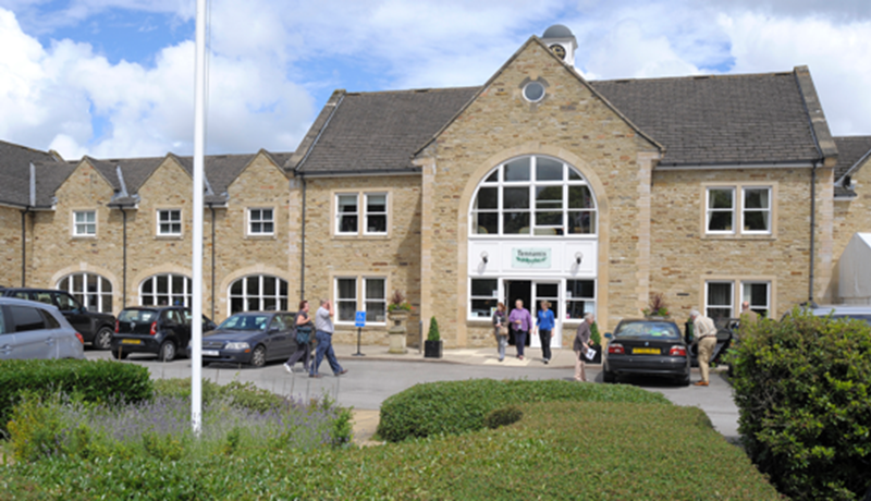 Leyburn Head Office & Salerooms