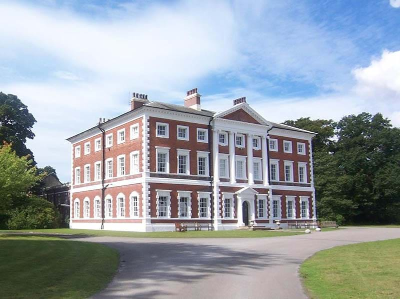Valuation Day at Lytham Hall