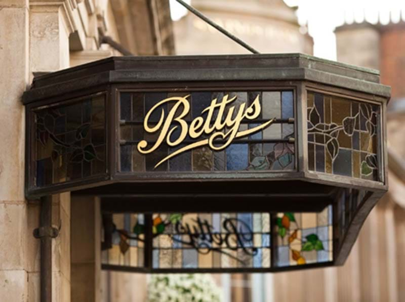 Talk, Lunch & Valuation Event at Betty's Harrogate