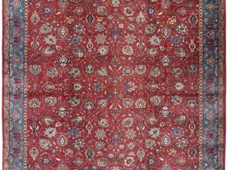 What Makes a Rug or Carpet Valuable at Auction?