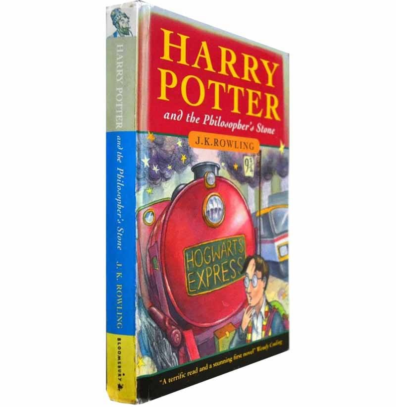 Rowling (J.K.) Harry Potter and the Philosopher's Stone, 1997, Bloomsbury, first edition, first issue