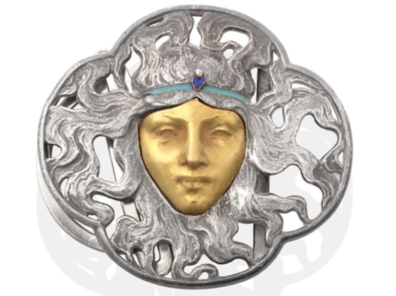 Lalique Buckle Sells for £19,000