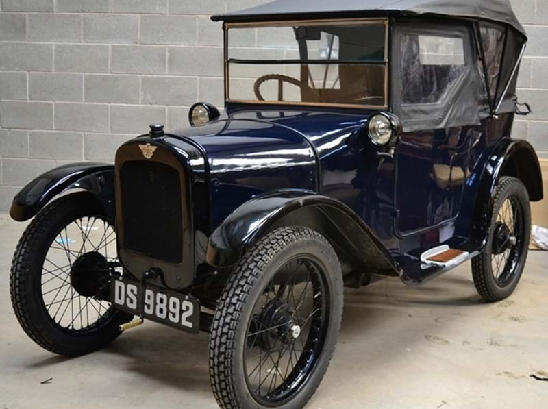 Early Vehicles in Demand at Auction