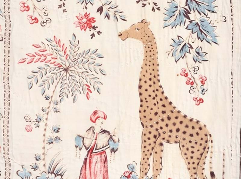 Zarafa, the Giraffe who went to Paris