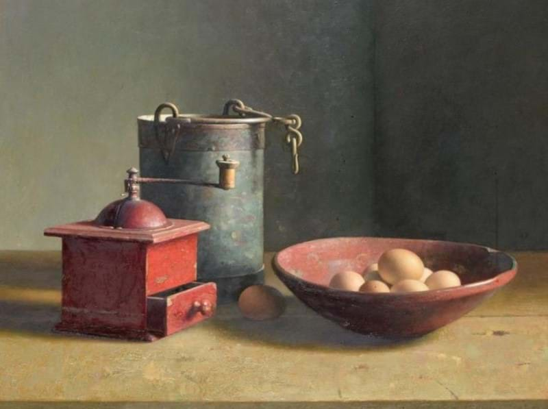Henk Helmantel's 'Still Life', with Guy Cooper