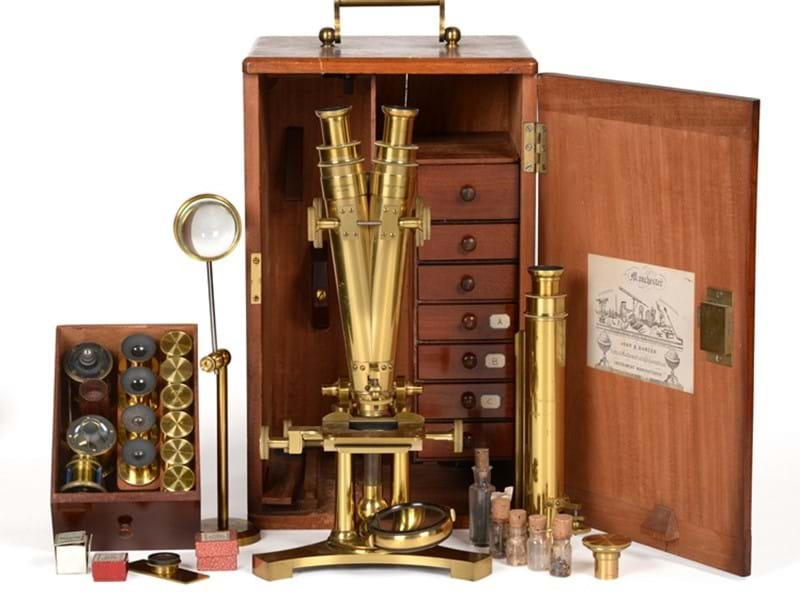 Scientific & Musical Instrument Sale Results