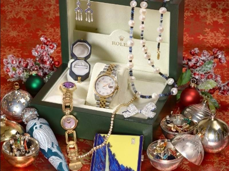 Jewellery, Watches & Silver Sale