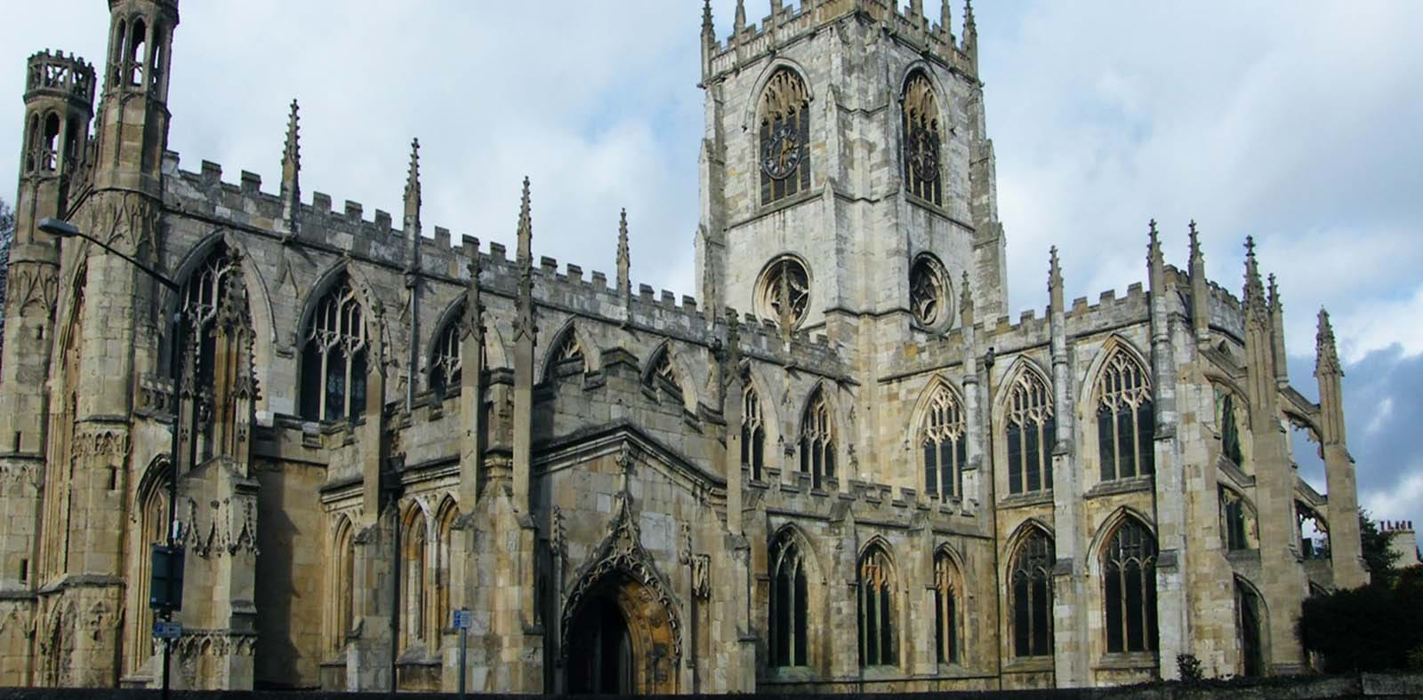 Valuation Event at St Mary's Church, Beverley Banner Image