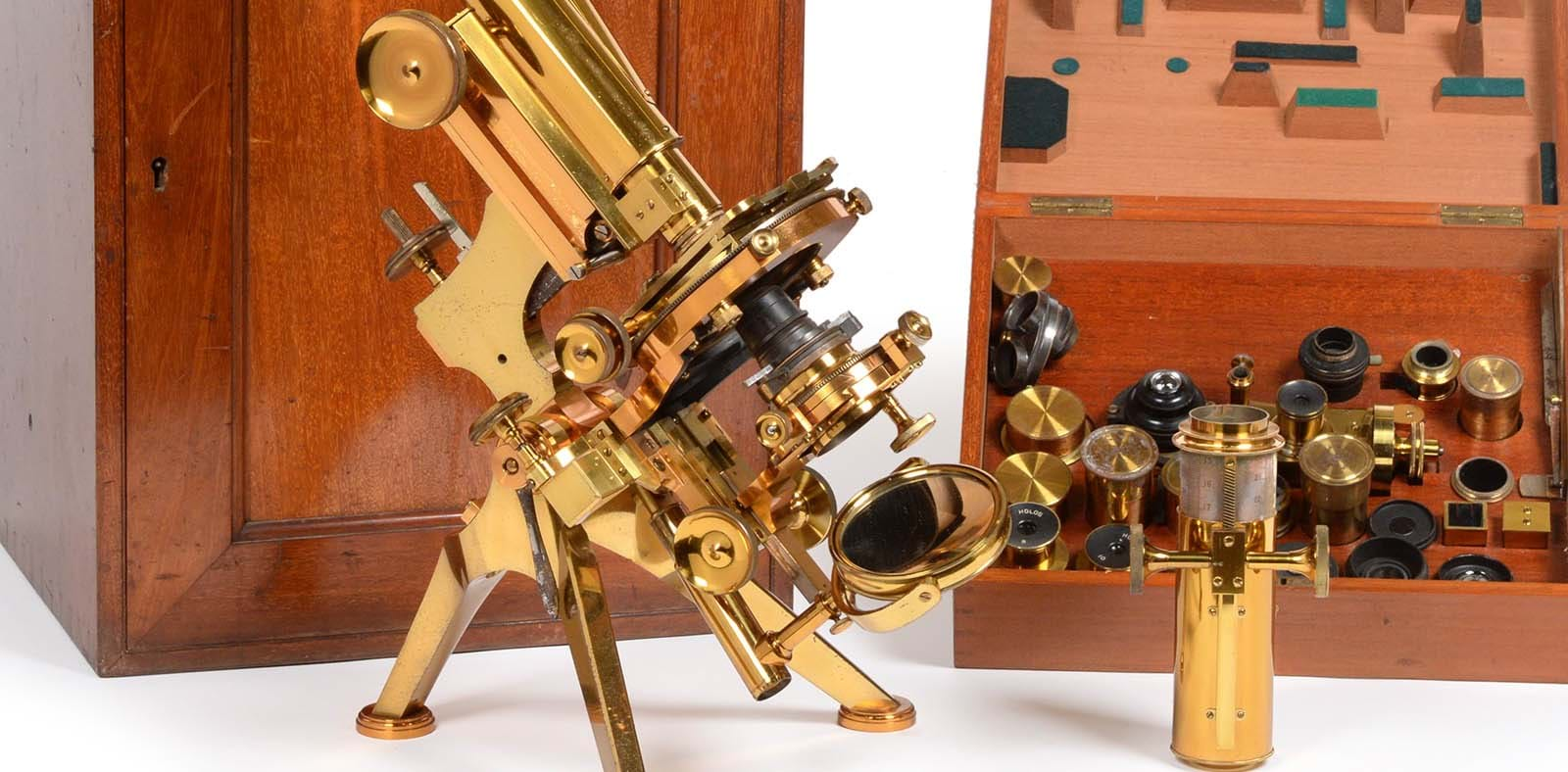Scientific & Musical Instruments, Cameras & Tools Banner Image
