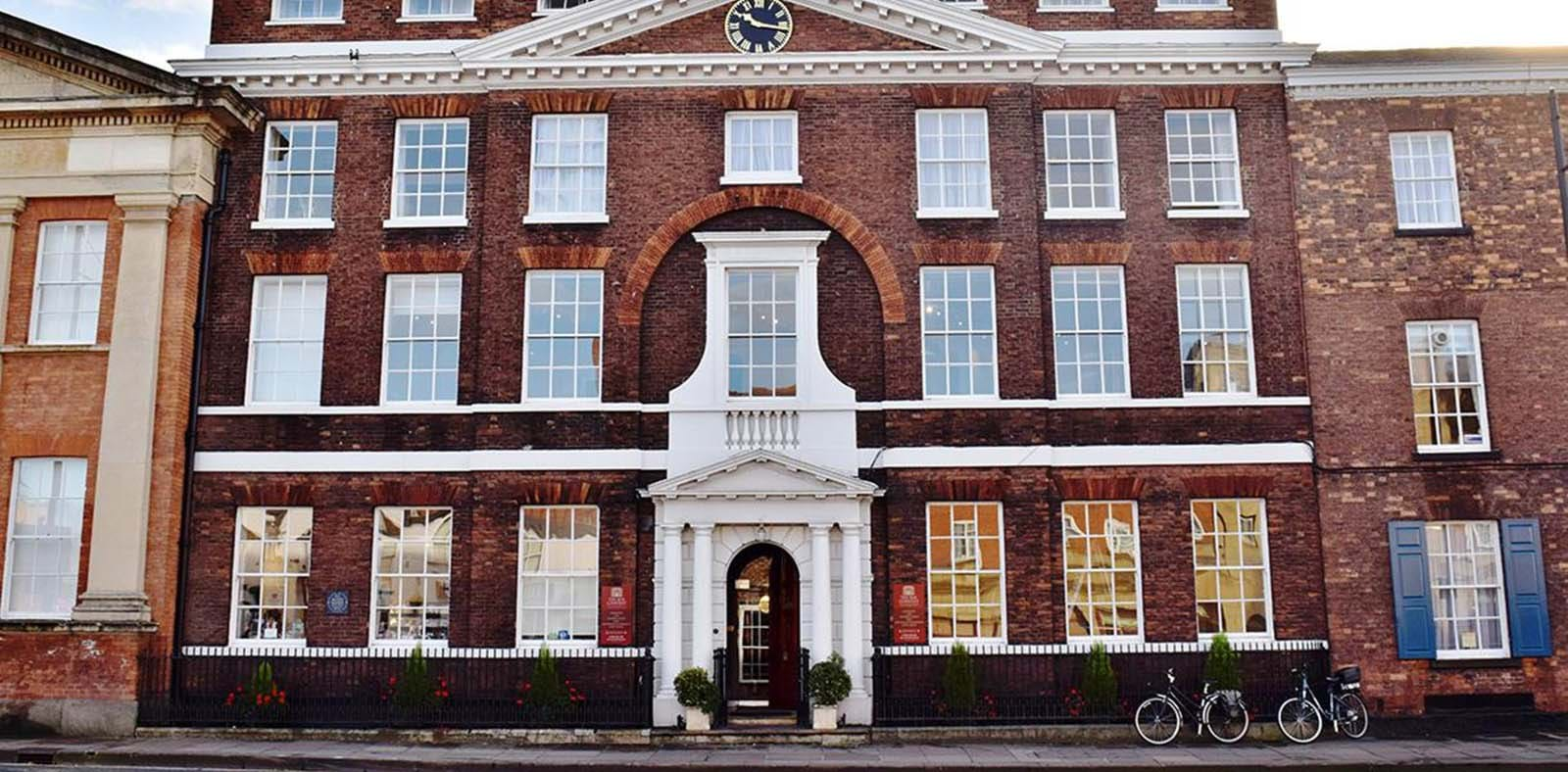 Valuation Event at The Bar Convent, York Banner Image