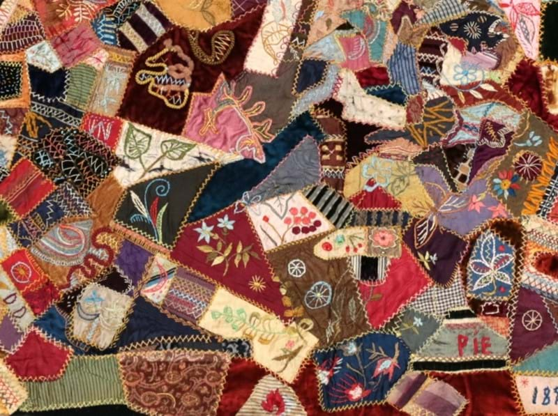 Historic Textiles in Demand