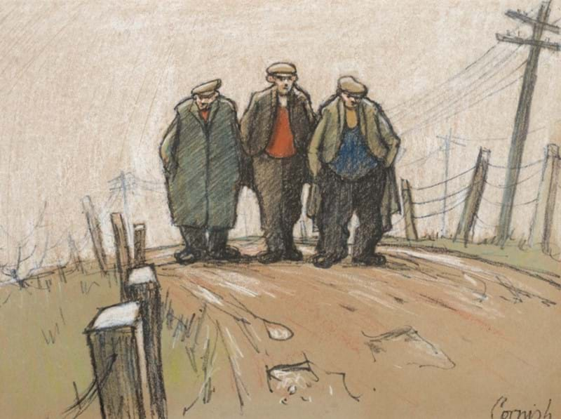 Preview & Lecture: Norman Cornish