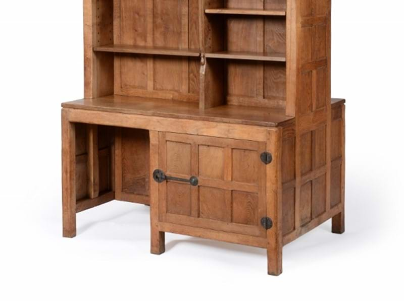 Early Mouseman Furniture Comes to Auction
