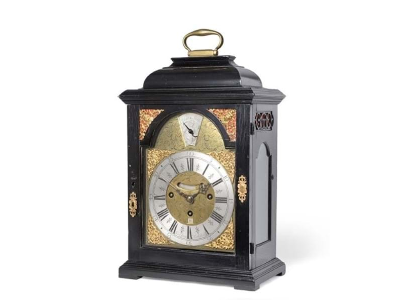 The Eric Morton Clock Collection