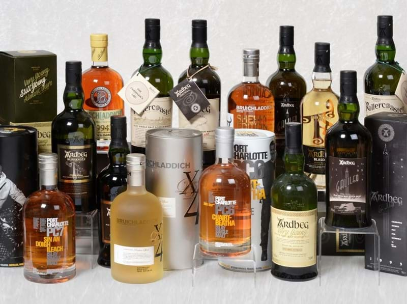 Wine & Whisky Sale Preview: Collectable Whisky