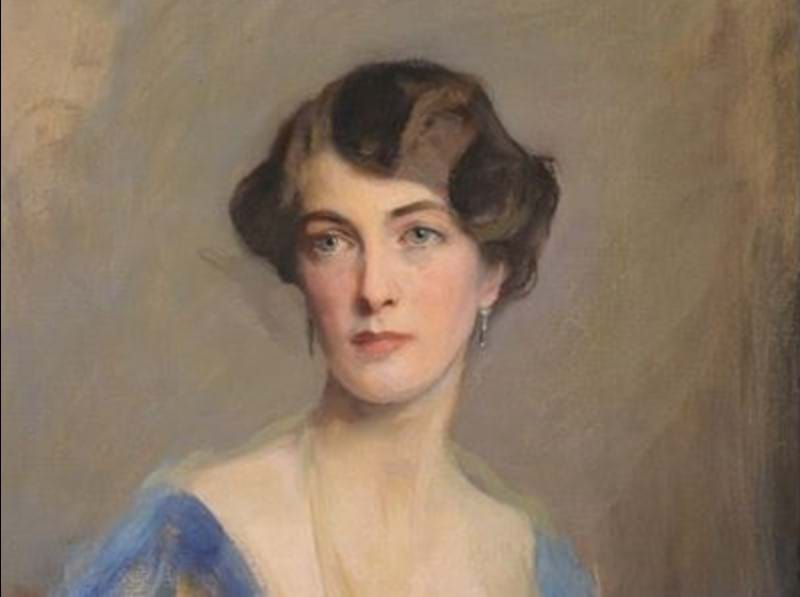 A Portrait by Philip de László