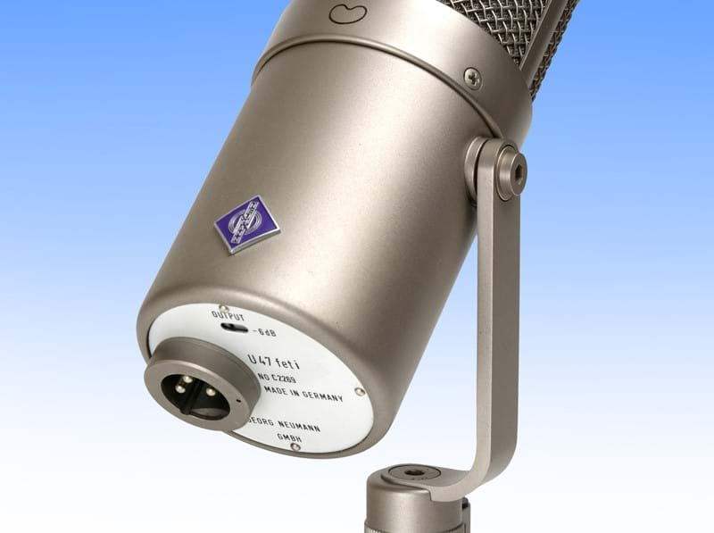 Microphones and Microscopes