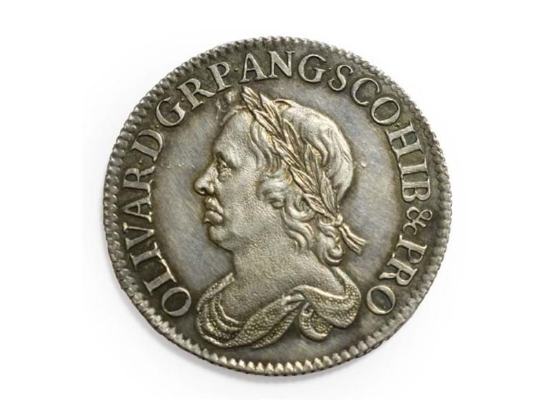 Hammered Coins in Demand in November Coins, Tokens & Banknotes Sale