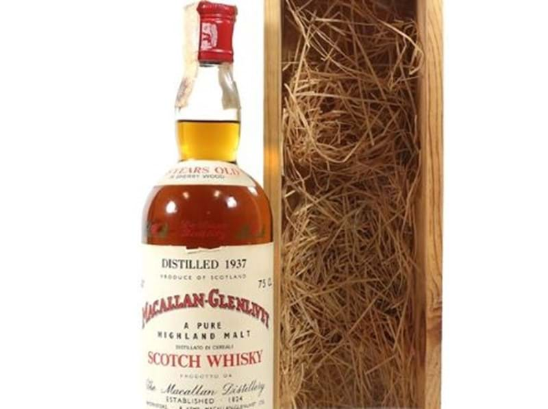 Rare Whisky From Across Scotland to be Auctioned this December