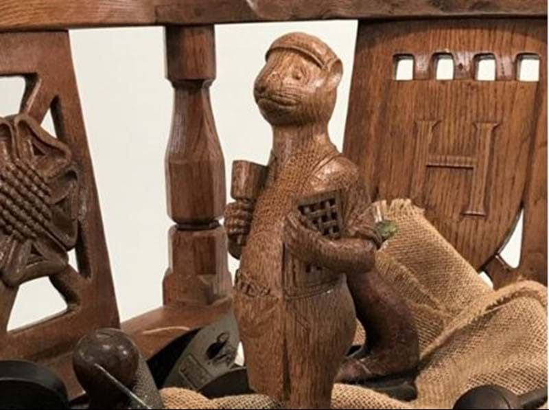 Mouseman: A Private Collection