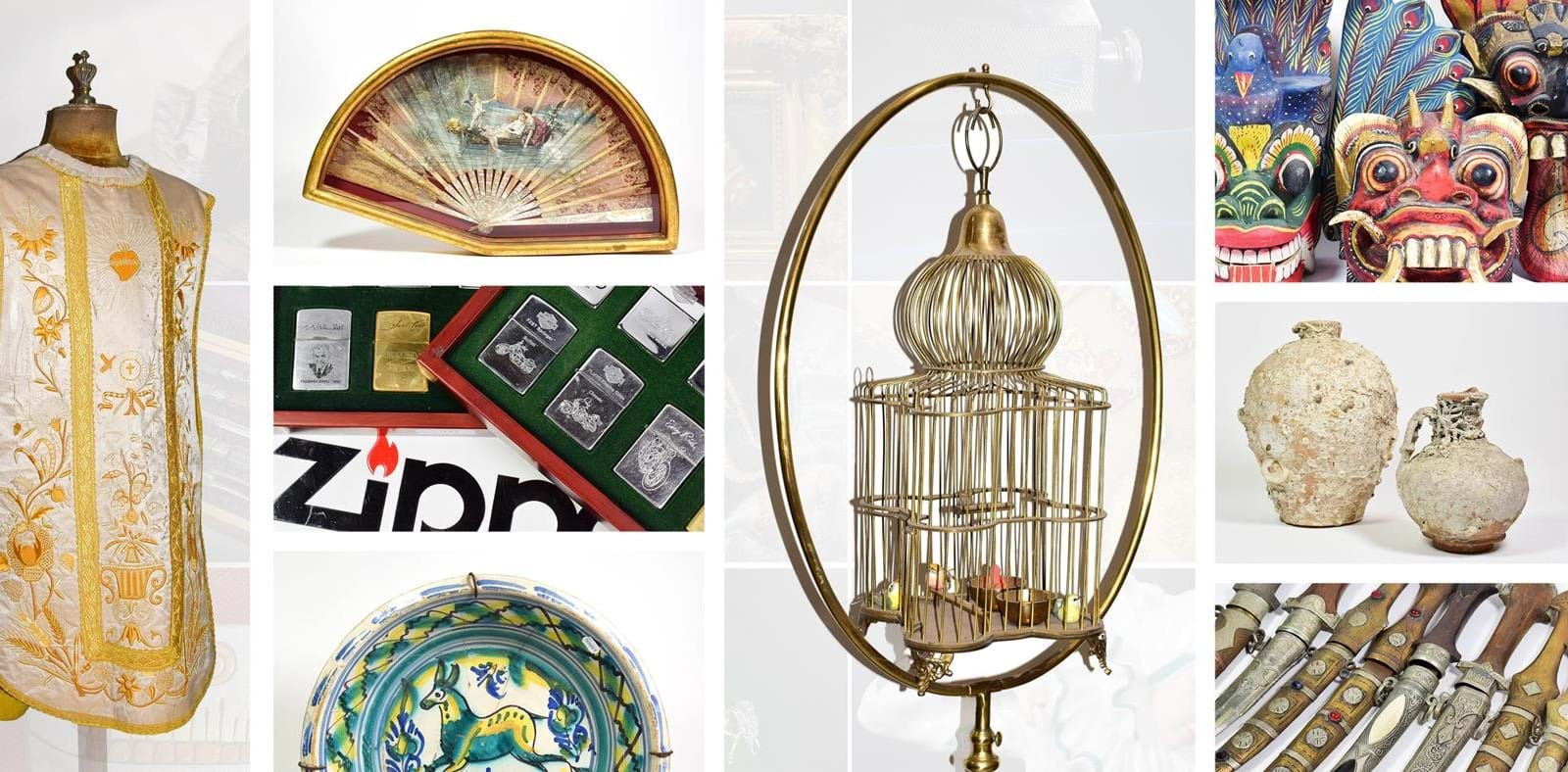 Antiques & Interiors, including the Collection of the late Juan and Adriana Ferrer Banner Image