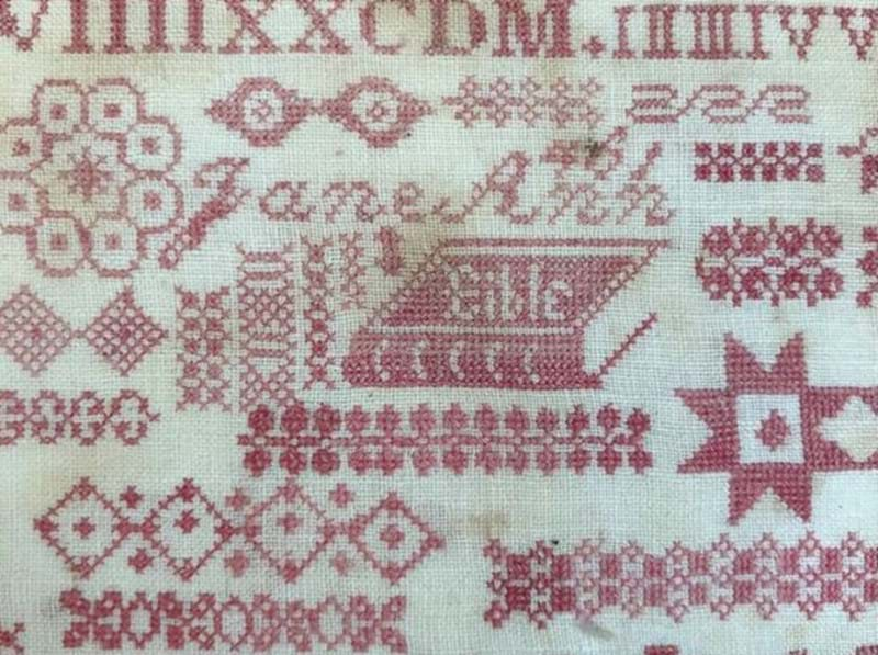 A Suffolk Family Collection and 19th Century Sampler