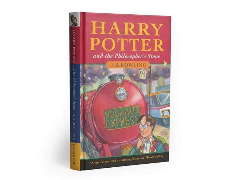 First Edition Harry Potter to be sold this Summer