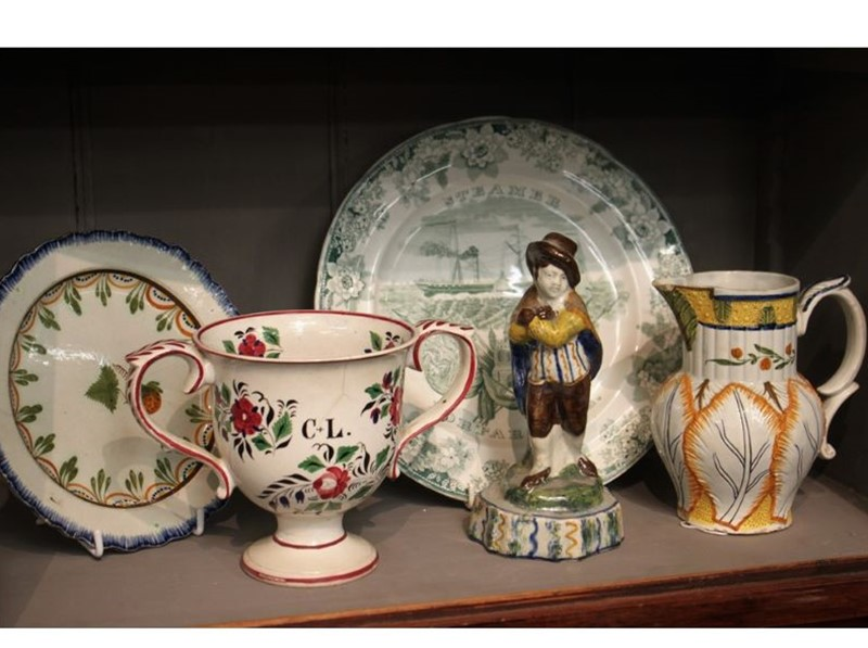 The Robert & Betty Clark Collection of Yorkshire Pottery and Porcelain